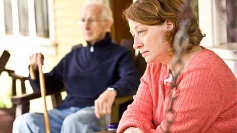 Prayer for a Caregiver