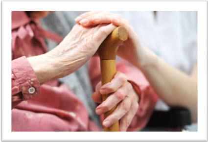 The Unexpected Rewards Of Caregiving