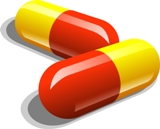 T  Graphics Flyer Graphics & Images pills 160x129