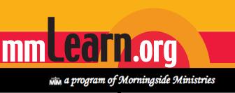 mmLearn - A program of Morningside Ministries