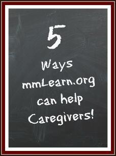 mmLearn.org helps caregivers