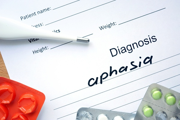 Aphasia and aging