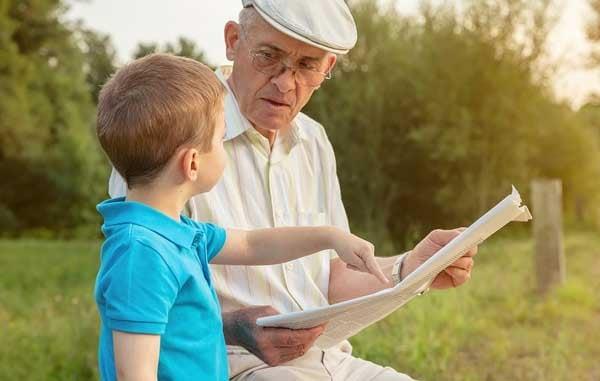 Intergenerational mentoring