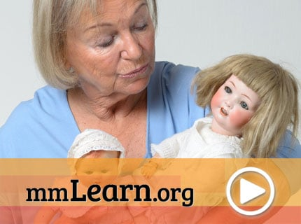 Activities for Someone with Dementia Using Dolls