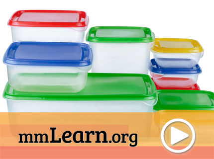 Activities for Someone with Dementia Using Tupperware