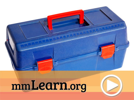 Activities for Someone with Dementia Using a Tool Box