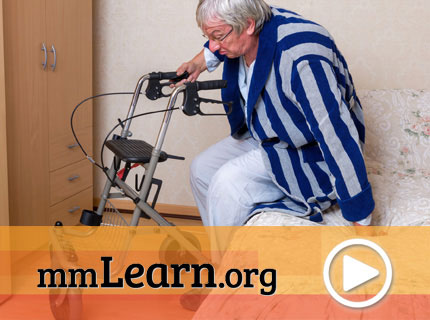 Walkers, Canes and more: How to use Assistive Devices