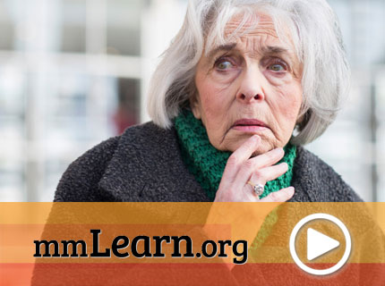 Wandering and Elopement: Keeping Seniors Safe